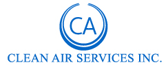 Clean Air Services Inc Logo